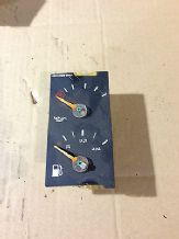 peugeot 205 1.6 / 1.9 gti dash instrument fuel gauge and oil gauge